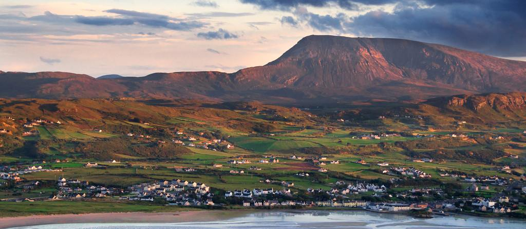 Dunfanaghy, County Donegal